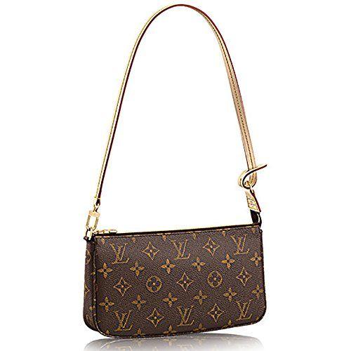 Authentic Louis Vuitton Monogram Canvas Shoulder Bag Clutch Handbag Pochette NM Article: M40712 Made in Italy Louis Vuitton http://www.amazon.com/gp/product/B018DR54TI/ref=as_li_qf_sp_asin_il_tl?ie=UTF8&camp=1789&creative=9325&creativeASIN=B018DR54TI&linkCode=as2&tag=divinetreas03-20&linkId=34NSFYOI6DM2AXJS