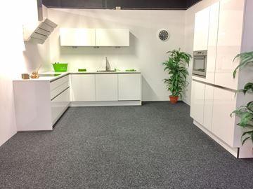 SHOWROOMMODEL 61 - TER AAR greeploze keuken, geheel compleet zoals getoond