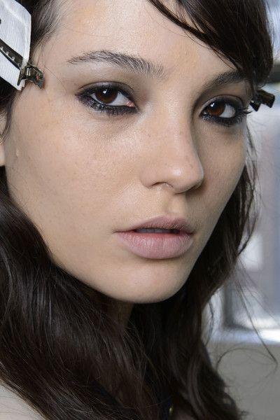 Makeup Backstage Fashion Week