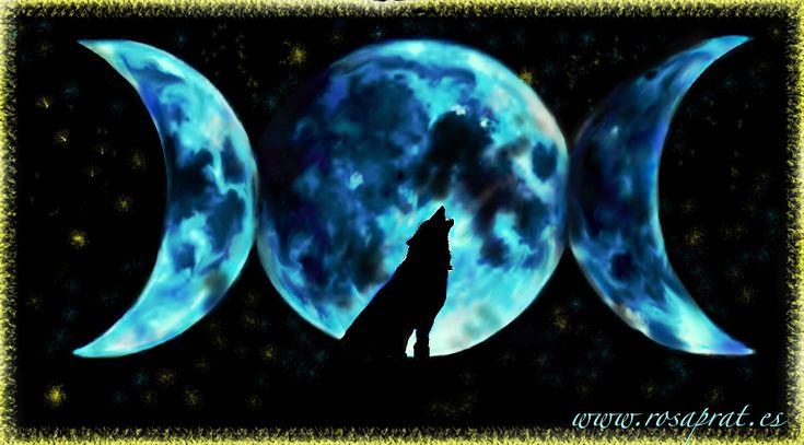 Luna traidora. Adiós a julio con Luna Azul