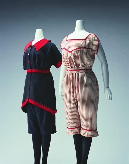 1000 images about 1900 1919 swimwear on pinterest - Costumi da bagno del 1900 ...