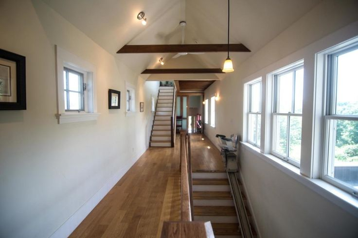 A look inside 115 Bridge Street in Northampton, a 7,584-square-foot refurbished Gothic Victorian with five bedrooms, four bathrooms, a sauna, a home gym and more.