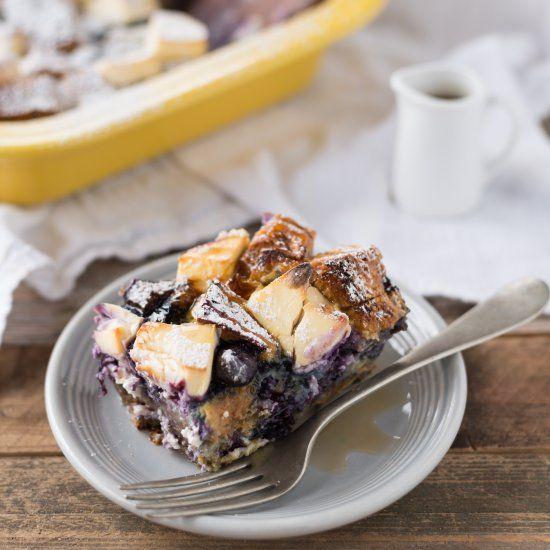 This delicious gluten free breakfast casserole is always a hit!