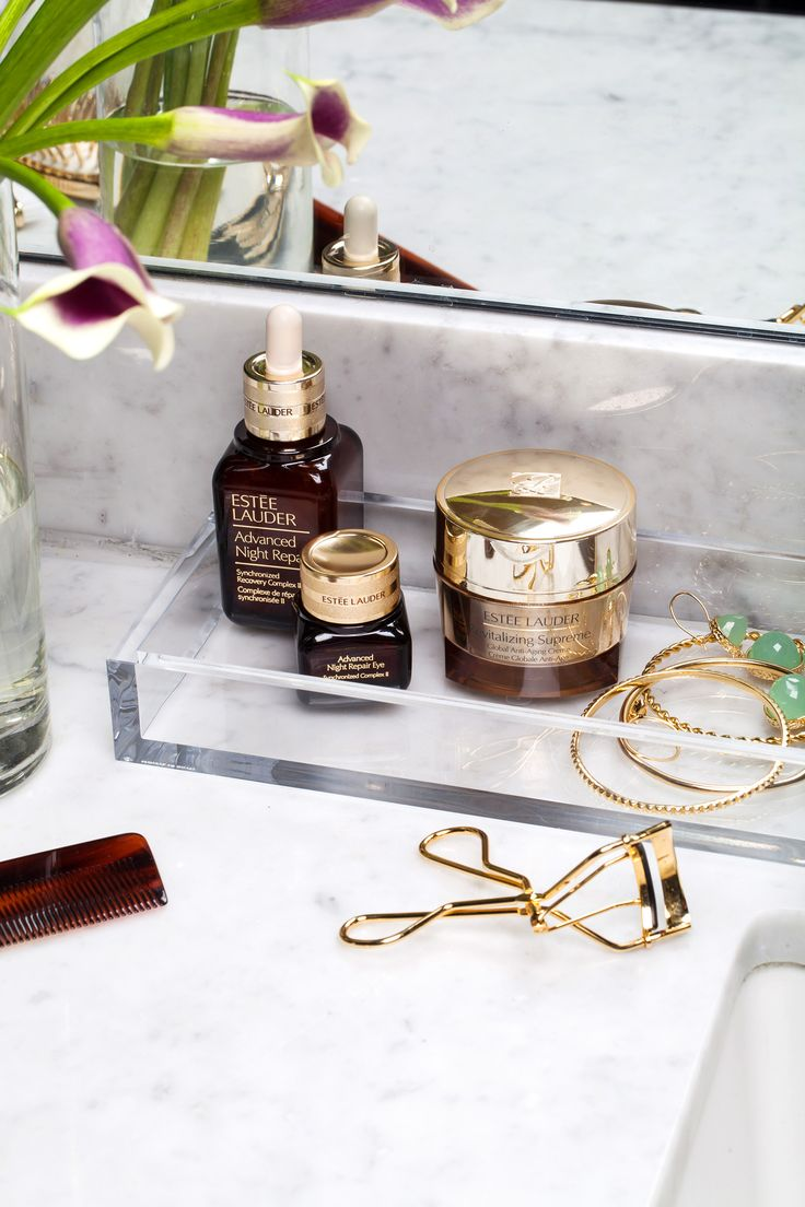 Sunday night skincare tip: your serum should go on right after you wash your face, before your moisturizer and eye cream.