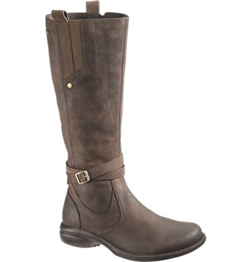 Perfect Women Rainboots Fashion Polka Dot Wedge Heel Ankle Boots Waterproof Slip On Shoe Women ...