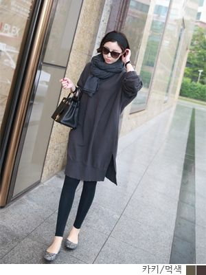 korean fashion online store [COCOBLACK] Longopc- storm jjuri order / Size : FREE / Price : 32.77 USD #korea #fashion #style #fashionshop #cocoblack #missyfashion #missy #dress #dailylook