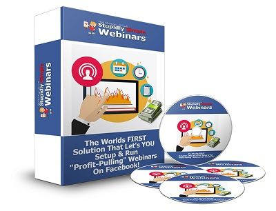 Stupidly Simple Webinars is the worlds's first solution that allows you to tun webinars within facebook. Running successful Webinars on Facebook is very, very simple.