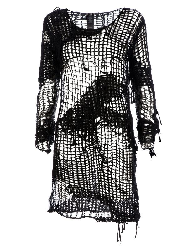 PEACHOO + KREJBERG - Loose knit sweater by farfetch