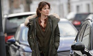 Marcella - Anna Friel stars as a police detective who suffers a mental trauma when her husband leaves her. #Marcella
