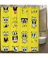 Cartoon Spongebob Smile Face Custom Print On Po... - $35.00 - $41.00