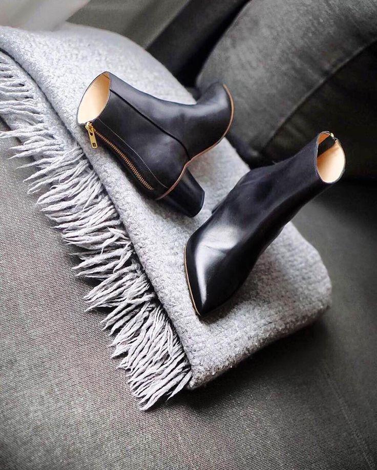 ATP Atelier boots Bianca via @xlntb #atpatelier #atpatelierspaces #boots #bianca