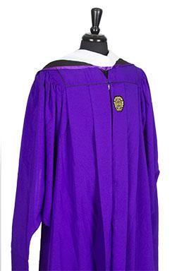 Academic Regalia | College Graduation Attire: Master Regalia