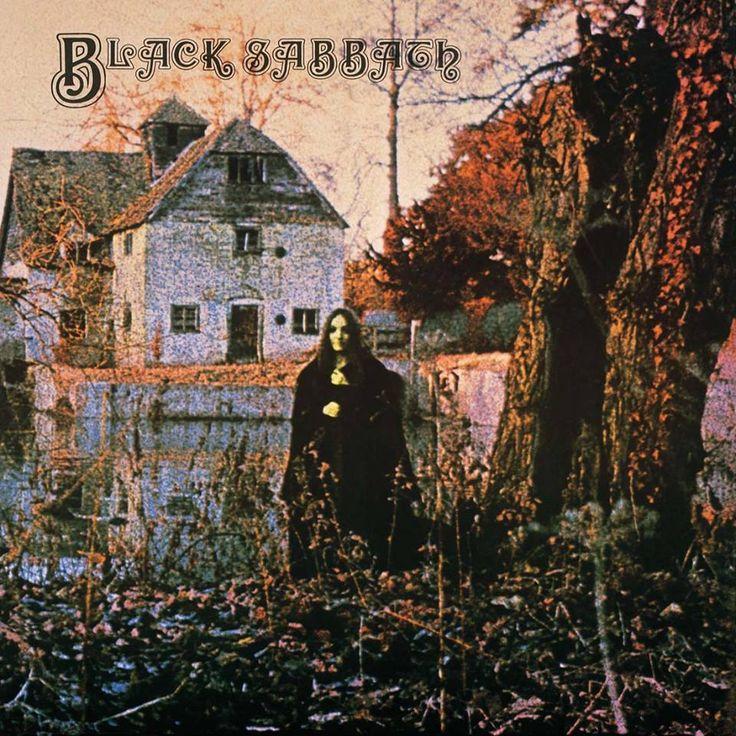 Black Sabbath - Black Sabbath's classic debut (1970)