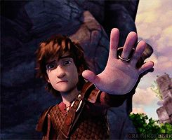 "RTTE | Hiccup | ""Oooh he's gonna do the hand thing! """
