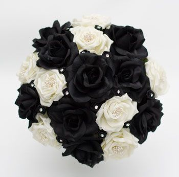 gothic wedding flowers 17 best ideas about white roses wedding on 4584