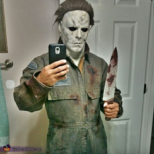 RZ Michael Myers - 2015 Halloween Costume Contest via @costume_works