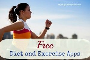 Free Diet and Exercise Apps. Have one already...