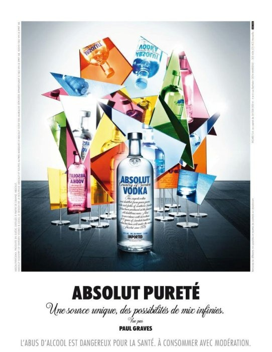how to drink absolut vodka