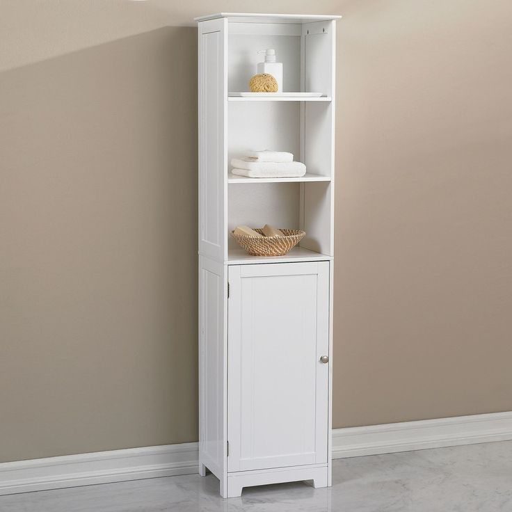 Tall Bathroom Cabinet With Drawers: 25+ Best Ideas About Narrow Bathroom Cabinet On Pinterest