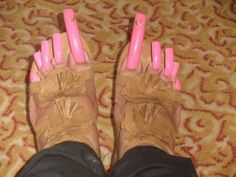 very long toenail pictures | long nails Really Long Toenails Are They Sexy Or Gross?