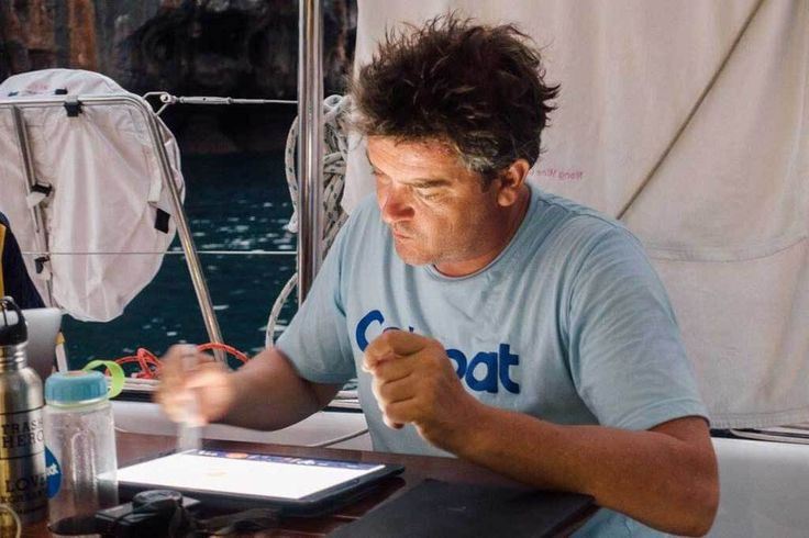 Working and Sailing Tubbber