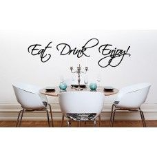 12 best our dining room wall stickers images on pinterest