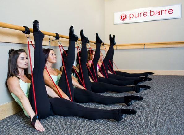 Pure Barre Introduces New Studio Equipment  #SelfMagazine
