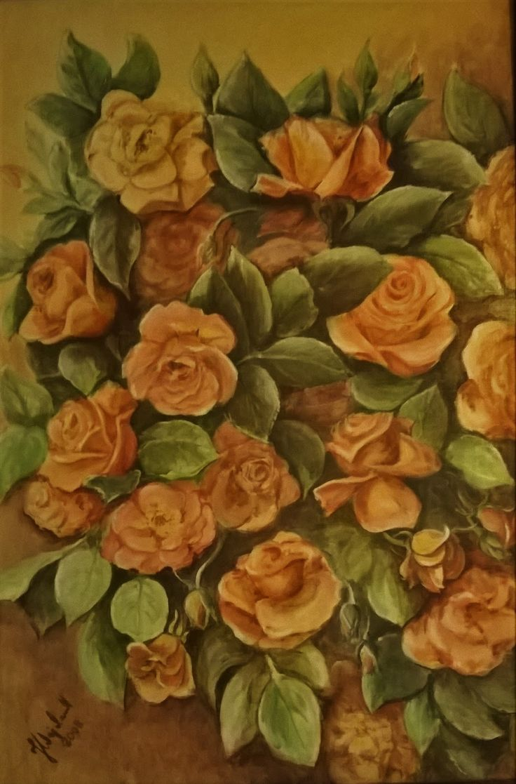 Garden with creative fantasies - Joanna Wajdenfeld: Roses and roses