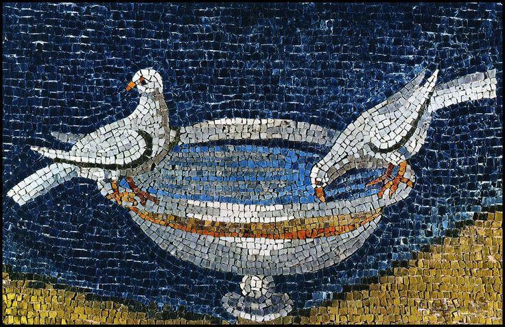 Mausoleo di Galla Placidia, Ravenna, I Mosaici, intorno a metà del V secolo