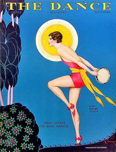 The Dance--1929--Ruby Keeler--When She Was Still Mrs. Al Jolson