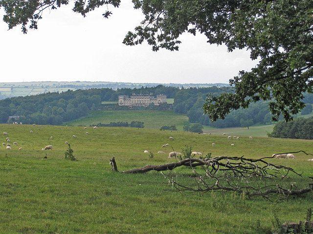 98 best english landscape garden images on pinterest for Harewood house garden design