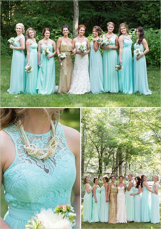 17 Best ideas about Mint Bridesmaid Dresses on Pinterest | Mint ...