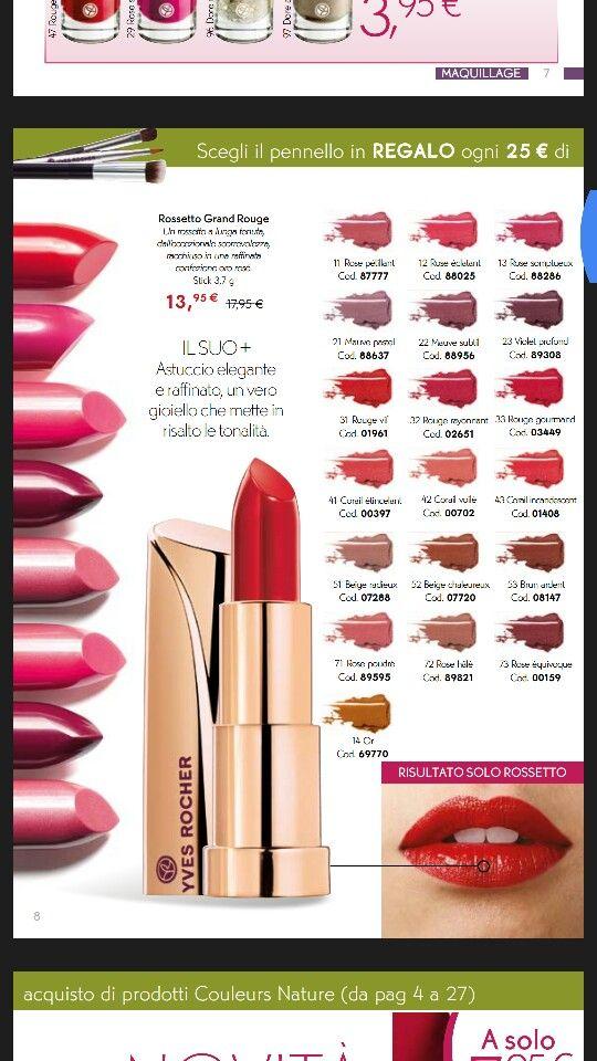#rossetti #labbra #lucidalabbra #colori