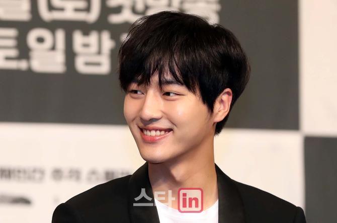 His smile so beautiful