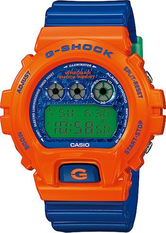July 2013 Release G-Shock Crazy Colors Series // DW-6900SC-4JF // Free Shipping within Australia // #gshock #watch #watches #Australia #FreeShipping