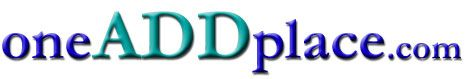 ADD/ADHD diet http://www.oneaddplace.com/add-diet.php