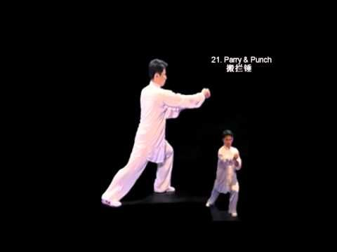 Preview Tai Chi 24 Instructional DVD - with step-by-step instructions & martial Applications ~ via http://youtu.be/zABaJQU0EVM