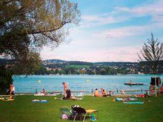 10 Motivos para se apaixonar por Zurique