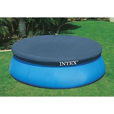Chollo en Amazon España: Cobertor solar para piscinas Intex por solo 7,09€ (un 63% de descuento del precio de venta recomendado y precio mínimo histórico)