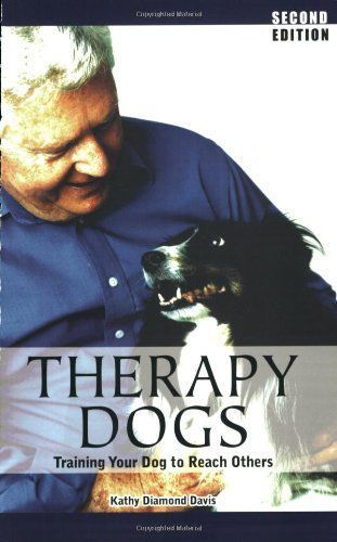 Therapy Dogs: Training Your Dog to Reach Others #thedogconnection #caninereporter #servicedog http://TheDogConnection.TV