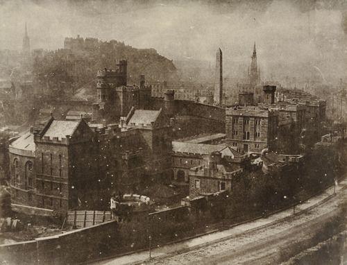 moma.org  Edinburgh from Calton Hill  David Octavius Hill (British, 1802-1870) with Robert Adamson (British, 1821-1848)