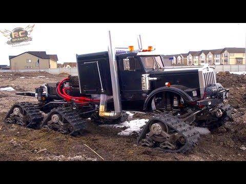 Rc Adventures Snow Plow Juggernaut V Plow Practice