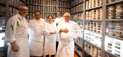 London restaurant father daughter award winning chefs