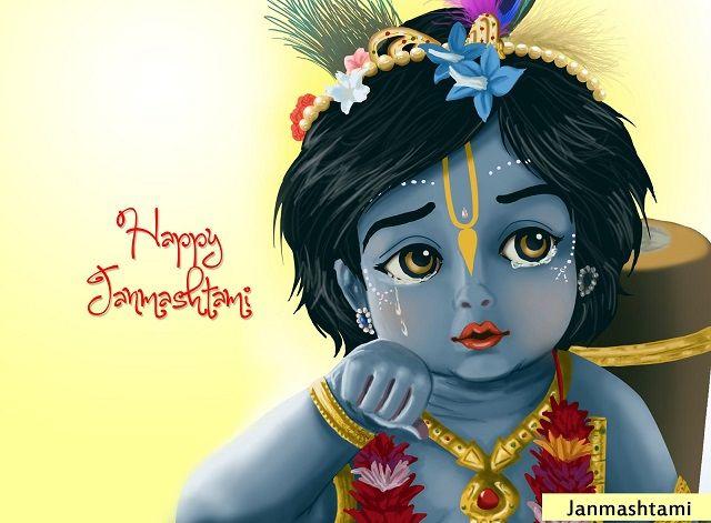 Janmashtami Celebration - Manava Bharati India International School
