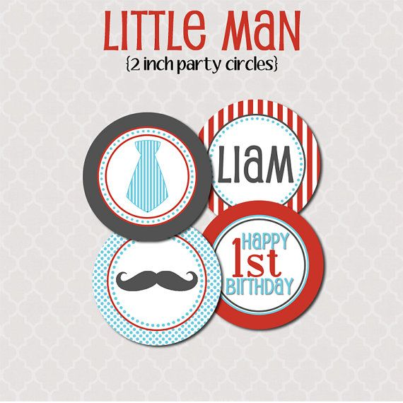 little man party circles