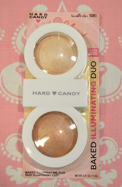 Hard Candy's Baked Illuminating Duo Just Glows Prime Beauty Blog