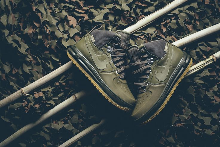 The Nike Lunar Force 1 Duckboot Is Also Available In GS Sizes