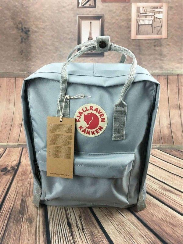 4d70ed50 Pin by Trendy Fashion World on KANKEN FJALL RAVEN Student outdoor backpack    Backpacks, Kanken backpack, Waterproof backpack