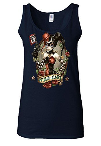 NisabellaLTD - Camiseta sin mangas - Sin mangas - para mujer Azul azul marino XX-Large #camiseta #realidadaumentada #ideas #regalo