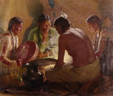 from Francisco native american dating rituals